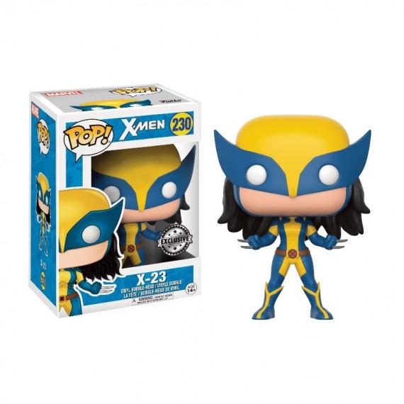 Figurine Marvel X-Men - X-23 Exclusive Pop 10cm
