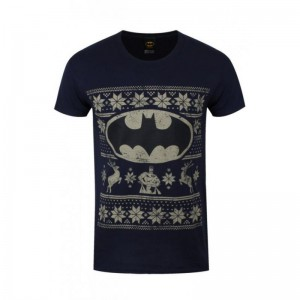 Tshirt DC Comics Batman Christmas