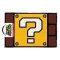 Paillasson Super Mario Bros Question Mark Block