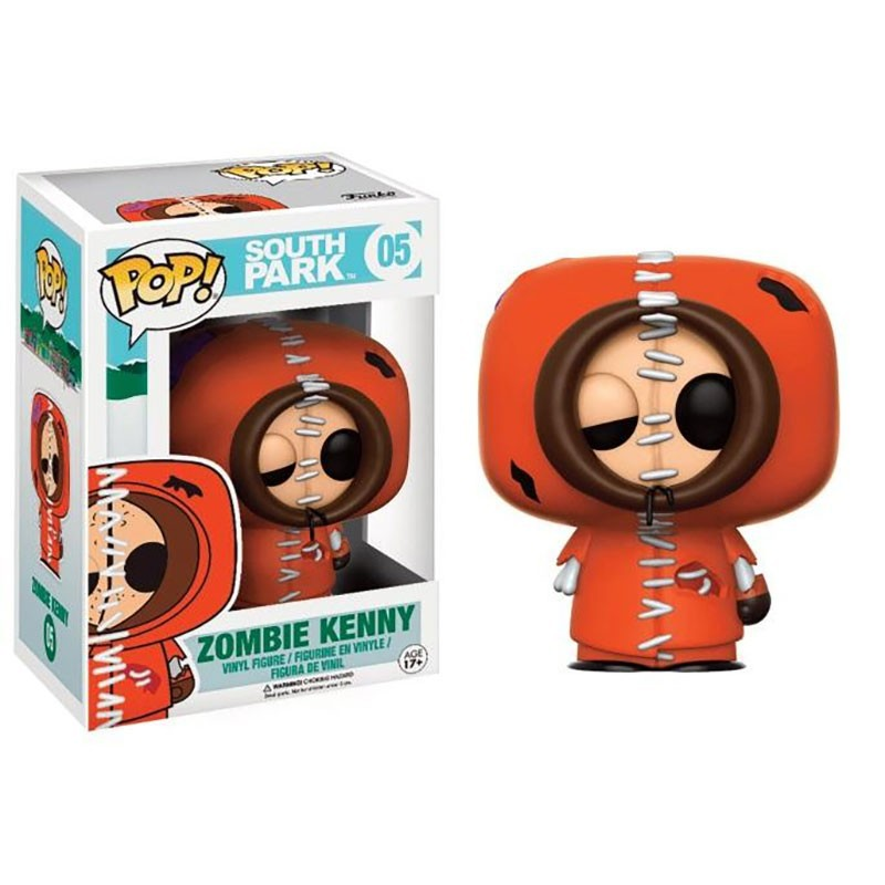 Figurine Pop South Park Zombie Kenny Exclusive