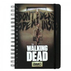 Cahier A5 The Walking Dead - Dead Inside