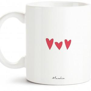 Mug - Je t'aime encore plus qu'à la folie