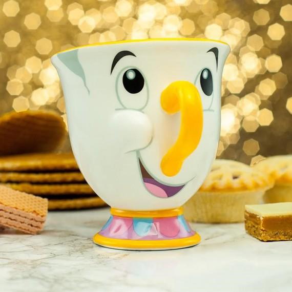 Mug Chip / Zip de La Belle et la Bête