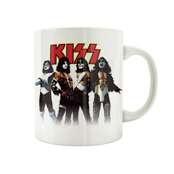 Mug KISS - BAND