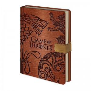 Carnet de Notes Game Of Thrones Sugils