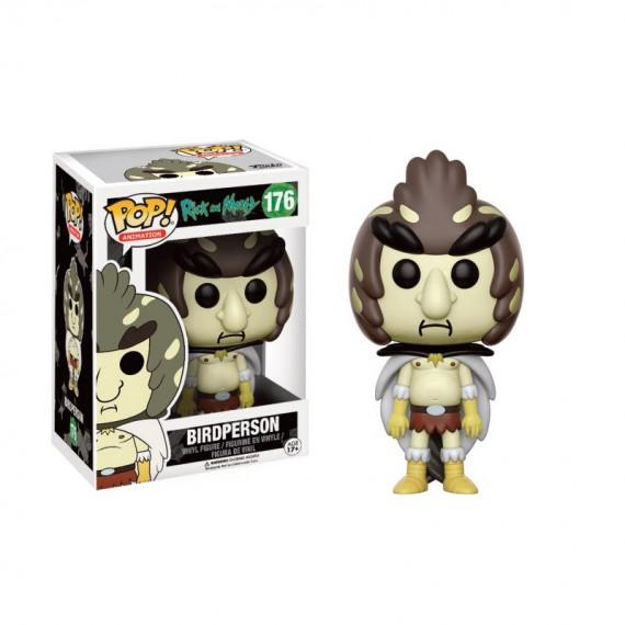 Figurine Rick and Morty - Birdperson Pop 10cm