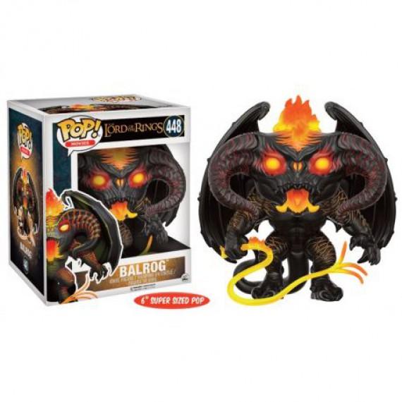 Figurine Pop! Le Seigneur des Anneaux - Balrog