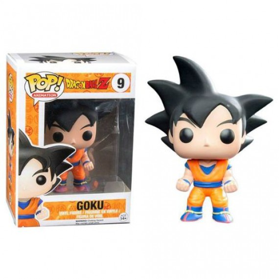 Figurine Pop! DragonBall Z - Son Goku Exclu