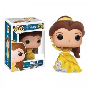 Figurine Disney - La belle et la bête - Belle Sparkle exclusive Pop 10cm