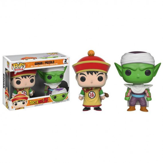 Figurine Pop! DragonBall Z - Gohan et Piccolo exclusive