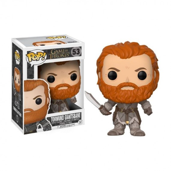 Figurine POP Game of Thrones - Tormund