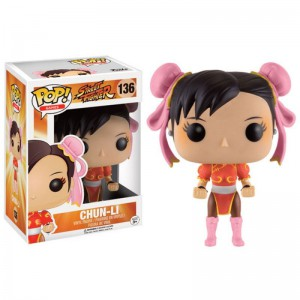 Figurine POP Street Fighter Chun-Li Red Pants (Exclusive)