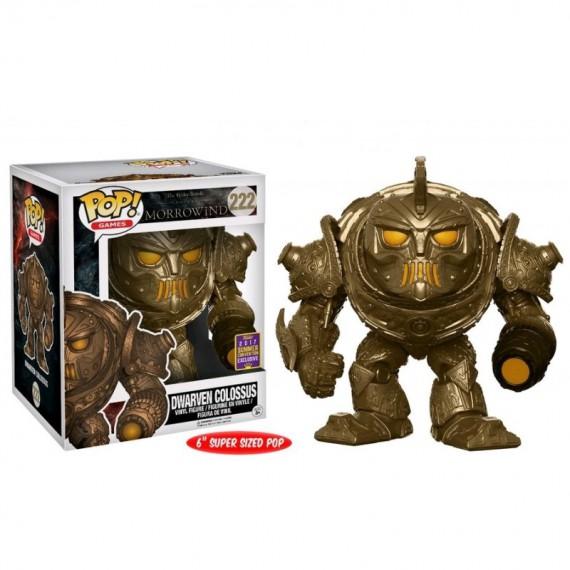 Figurine Pop The Elder Scrolls - Dwarven Colossus XXL