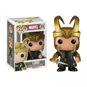 Figurine POP Marvel Thor Ragnarok - Loki