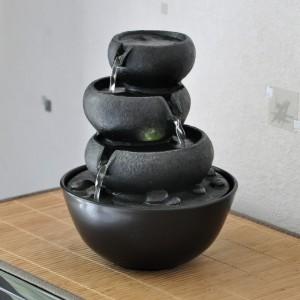 Fontaine d'intérieur Nature Jarre Shisendo