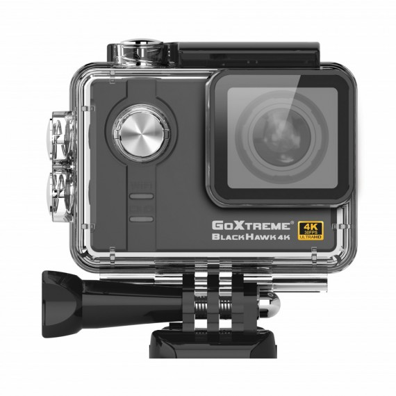 Caméra GoXtreme Black Hawk 4K ULTRA HD