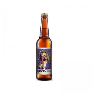 Bière blonde - LEBOWSKI - 0.33L