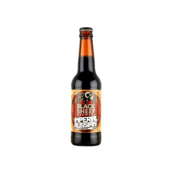 Bière brune - BLACK SHEEP IMPERIAL RUSSIAN 0,33L
