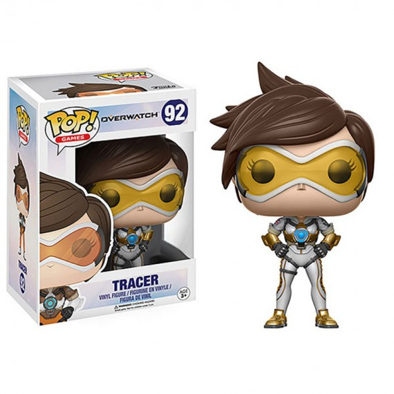 Figurine POP Overwatch Tracer Exclu