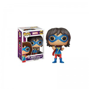 Figurine POP Marvel - Ms.Marvel (Kamala Khan) Exclu Pop 10cm
