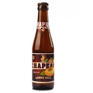Bière blonde - CHAPEAU ABRICOT 0.25L