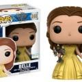 Figurine Disney - La belle et la bête - Belle avec Lumière exclu Pop 10cm