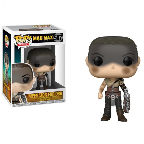 Figurine POP Mad Max Fury Road - Imperator Furiosa