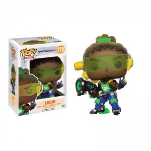 Figurine POP Overwatch - Lucio