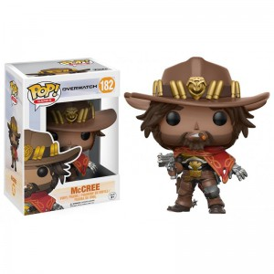 Figurine POP Overwatch - Mc Cree