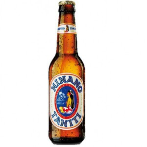Bière blonde - HINANO 0.33L