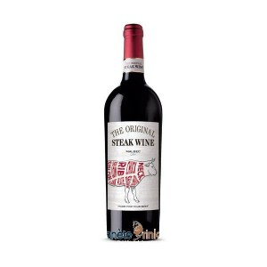 Vin rouge - THE ORIGINAL STEAK WINE MALBEC 0.75L
