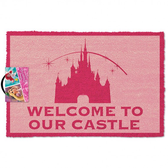 Paillasson Disney Welcome to our Castle