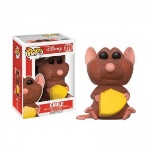 Figurine Disney - Ratatouille - Emile Pop 10cm