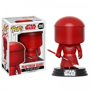 Figurine Star Wars episode 8 - Praetorian Guard Pop 10cm