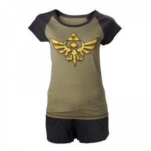 Pyjama Zelda (femme)