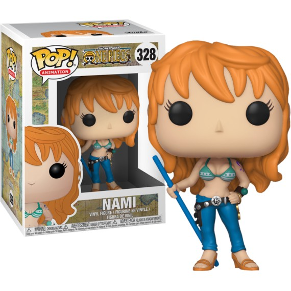 Figurine POP One Piece - Nami