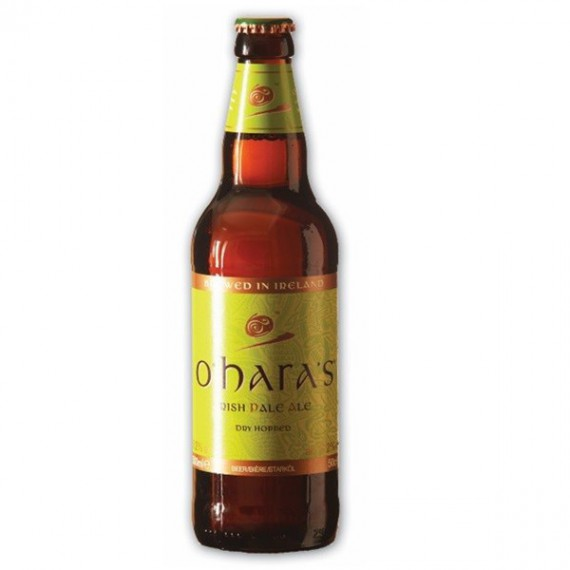 Bière ambrée - O'HARA'S IRISH PALE ALE 0.50L