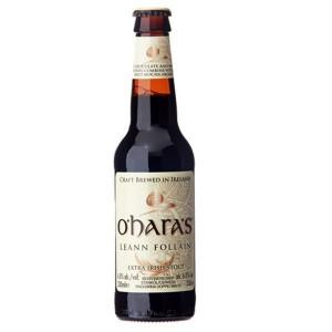 Bière brune - O'HARA'S LEANN FOLLAIN 0.33L