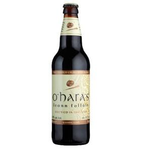 Bière brune - O'HARA'S LEANN FOLLAIN 0.50L