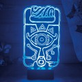 Lampe d'ambiance - Tablette Sheikah - The Legend of Zelda