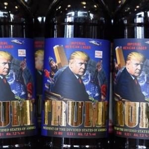 Bière blonde - TRUMP 0.33L