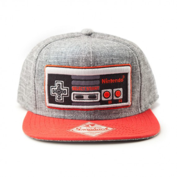 Casquette Nintendo NES