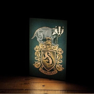 Lampe Harry Potter Luminart Hufflepuff