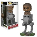 Bobble Head POP Star Wars Chewbacca with AT-ST