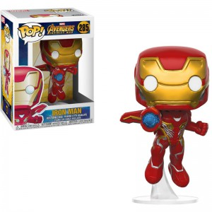 Bobble Head POP Avengers Infinity War Iron Man