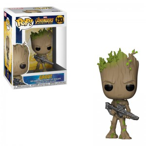 Bobble Head POP Avengers Infinity War Groot