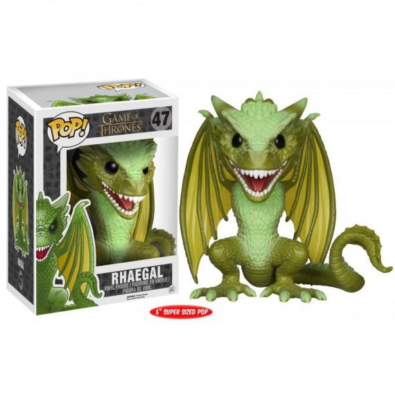Figurine Game of Thrones - Rhaegar Oversized Pop