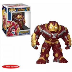 Figurine POP XL Avengers Infinity War Hulkbuster
