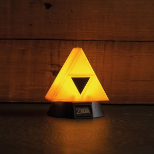 Lampe 3D The Legend of Zelda Triforce