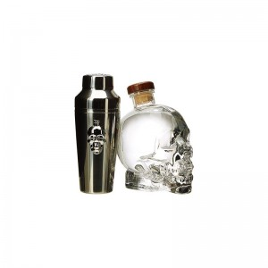 Vodka - CRYSTAL HEAD COFFRET SHAKER 0.70L